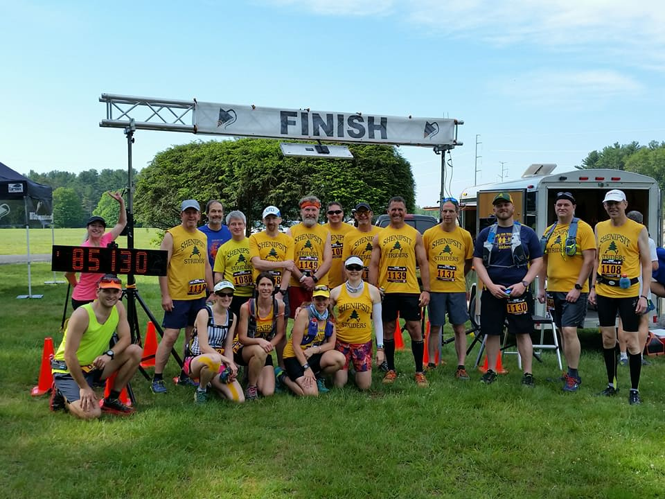Nipmuck South Trail Race