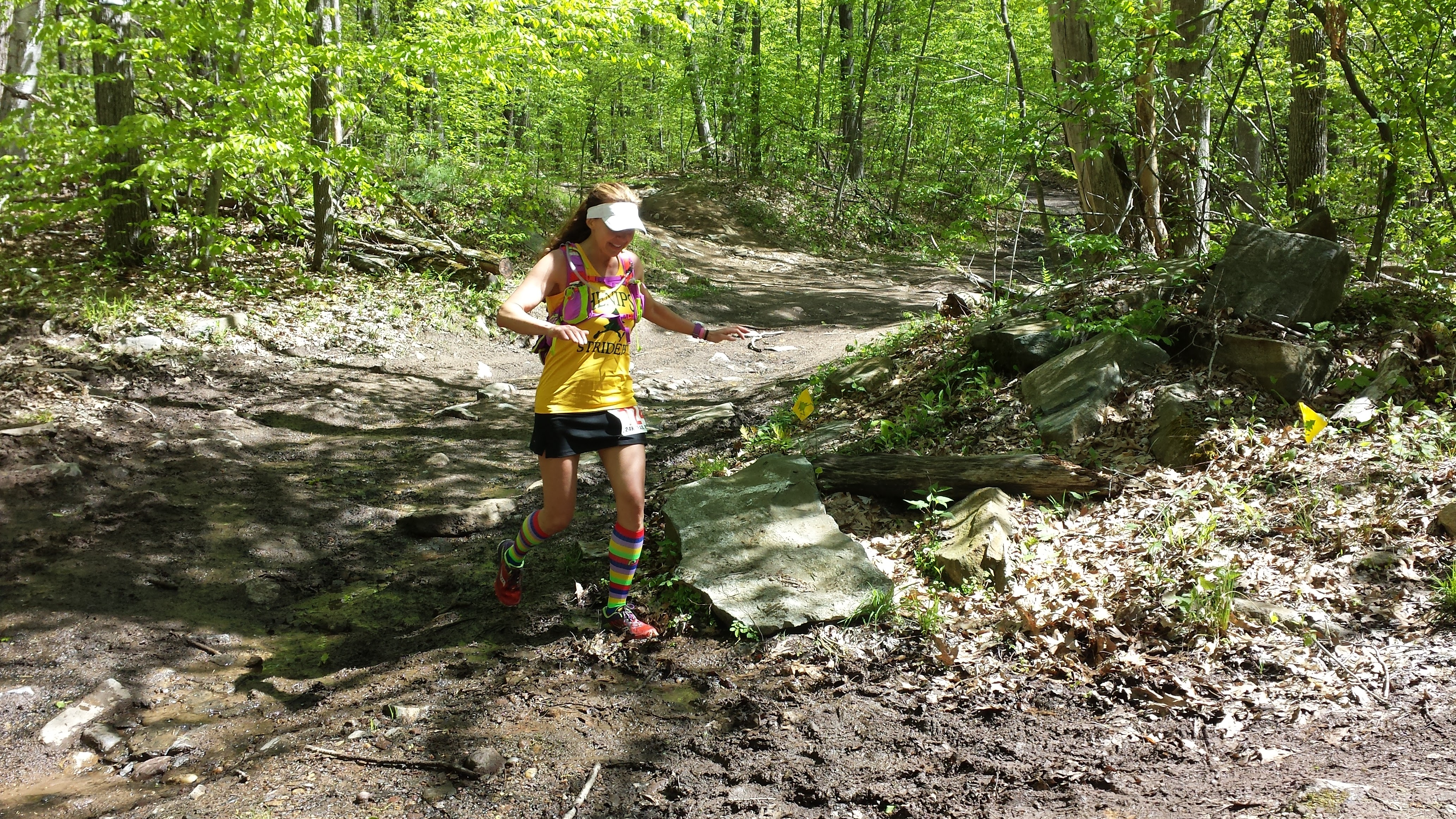 Soapstone Mountain Trail Races